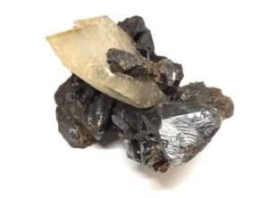 Calcite & Sphalerite | Aussie Mineral Hub