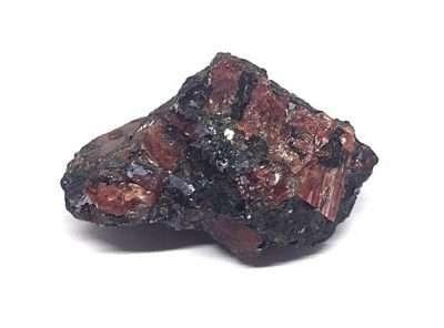 Rhodonite & Galena from Broken Hill | Aussie Mineral Hub
