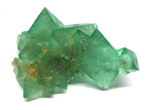 Green Fluorite from Riemvasmaak
