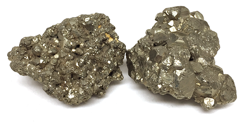 Pyrite that started the Josh Grigg Collection