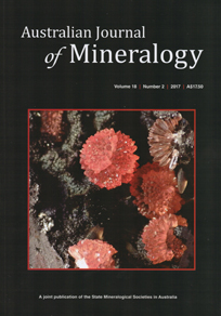 Australian Journal of Mineralogy Vol 18 Issue 2