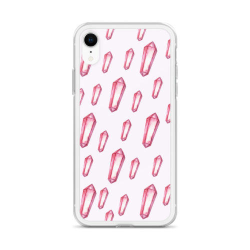 ?Crystal Love? iPhone case by Aussie Mineral Hub